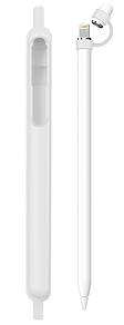 Чехол DK Silicone Case Loop для Apple Pencil (white)