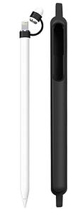 Чехол DK Silicone Case Loop для Apple Pencil (black)
