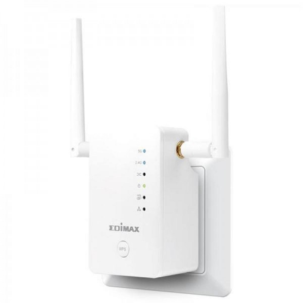 WiFi Mesh система Edimax Gemini RE11S (AC1200, MESH, Home Wi-Fi Roaming Kit, Wi-Fi Extender / Access Point /