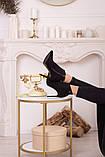 Ботильоны женские Fashion Gale 2472 38 размер 24,5 см Черный, фото 3