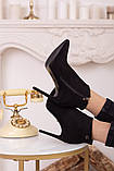 Ботильоны женские Fashion Gale 2472 38 размер 24,5 см Черный, фото 4