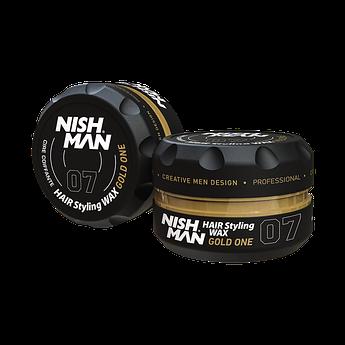 Помада для укладки волос Nishman Gold One 150мл