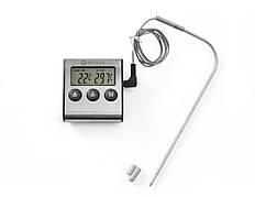 Термометр для выпечки с зондом и таймером 271346 Hendi (Нидерланды)