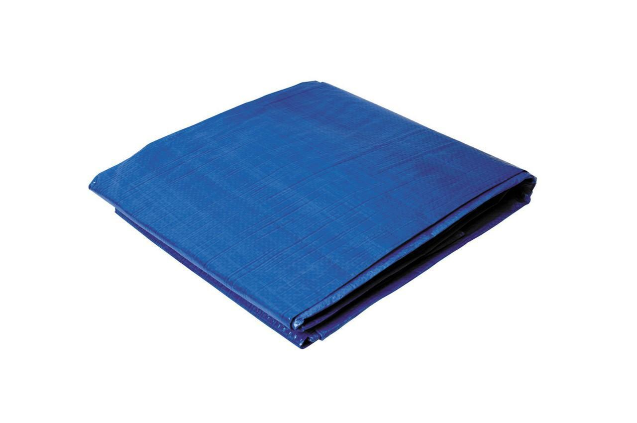 Тент Титул - 5 x 8 м x 55 г/м2, синій