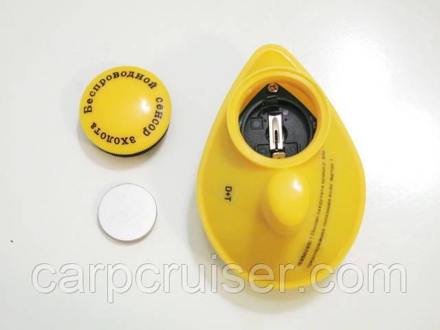 Датчик D+T для беспроводного эхолота Fishfinder LUCKY-FFW-718, FF-718-Li-W
