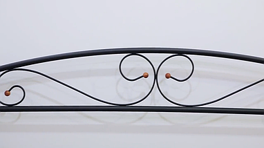 Ліжко металеве Вероніка Метал-Дизайн / Metall Design, фото 2