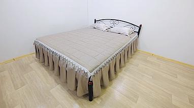 Ліжко металеве Вероніка Метал-Дизайн / Metall Design, фото 3