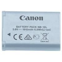 Аккумулятор CANON NB-12L 3,6v 1910mAh Li-Ion