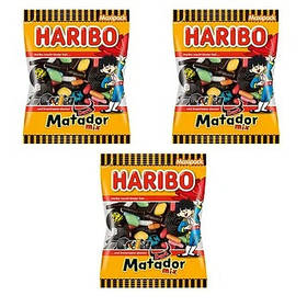 Цукерки HARIBO
