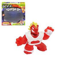 """Игрушка-тянучка """"Goo Jit Zu"""", вид 12, герои в масках,игрушки для мальчиков,фигурки супергероев,трансформер"""
