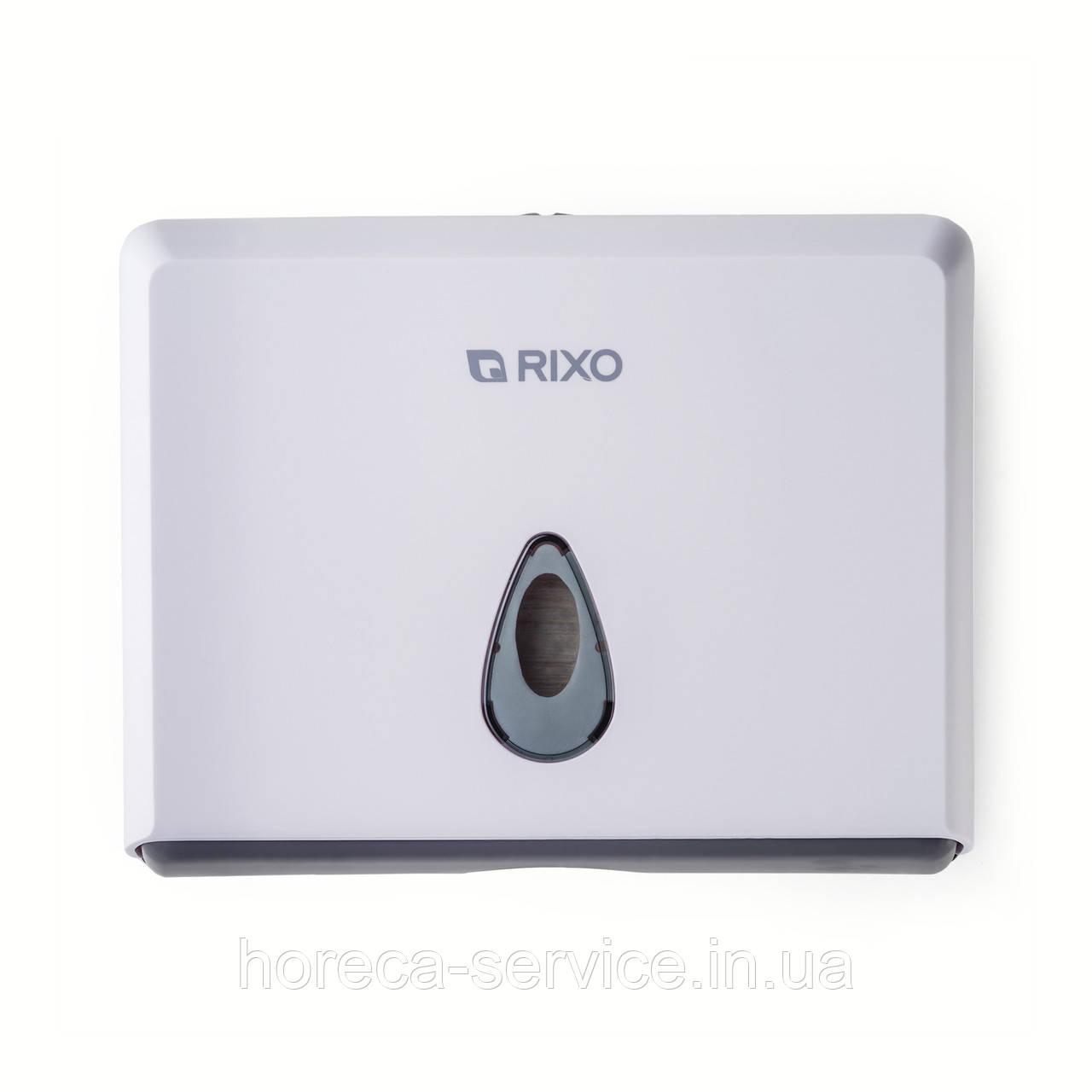 Диспенсер для бумажных полотенец Z/W-сложения Rixo Maggio P055W