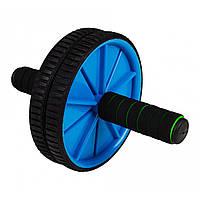 Ролик (гинастическое колесо) для пресса Sportcraft ES0002 Blue