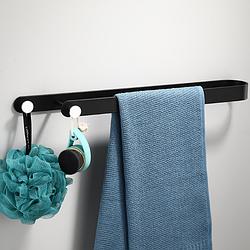 Вішалка для рушників у ванну кімнату. Модель 9547