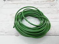 Флористический рукав  травяной зеленый, 6 мм