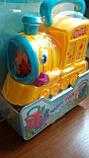 Дитячий іграшковий пістолет з мильними бульбашками арт.Р 8798 А.Детскіе мильні бульбашки, фото 3