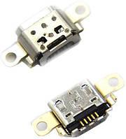 """Коннектор зарядки для Amazon Kindle Fire 7"""" 9th Gen M8S26G, micro-USB тип-B"""