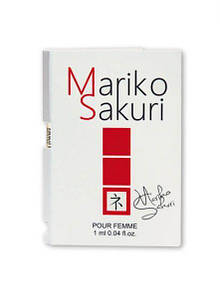 Пробник парфуми з феромонами жіночі Mariko Sakuri, 1 ml