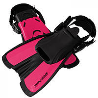 Ласти SportVida SV-DN0008JR-L Size 39-43 Black/Pink