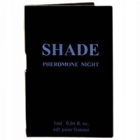 Пробник парфуми з феромонами жіночі SHADE PHEROMONE Night, 1 мл