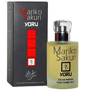Духи з феромонами жіночі Mariko Sakuri YORU, 50 мл