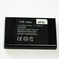 Аккумулятор Casio NP-30