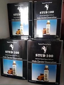 """Чоловічий спрей-пролонгатор """"Stud 100"""" ефективний (РЕПЛІКА)"""