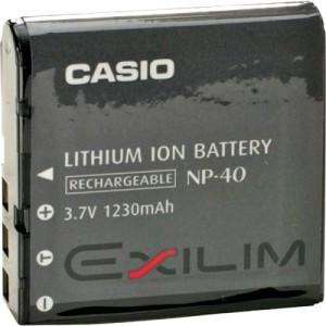 Аккумулятор Casio NP-40