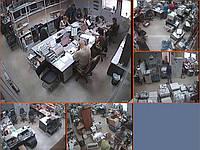 Системы видеонаблюдения для квартир и офисов