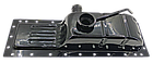 Бак радиатора верхний МТЗ-80, Т-70. 70У-1301055 (металл) (порошковая покраска). Бак радіатора верхній, фото 3