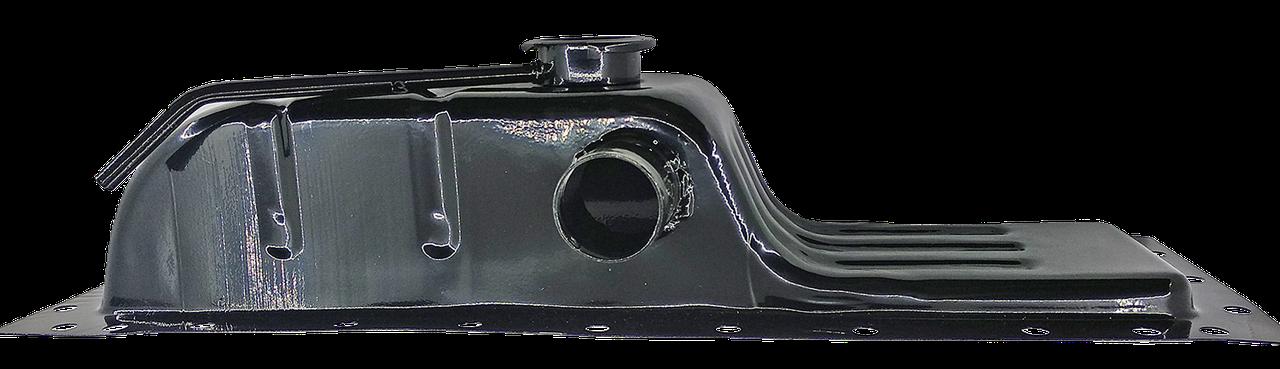 Бак радиатора верхний МТЗ-80, Т-70. 70У-1301055 (металл) (порошковая покраска). Бак радіатора верхній