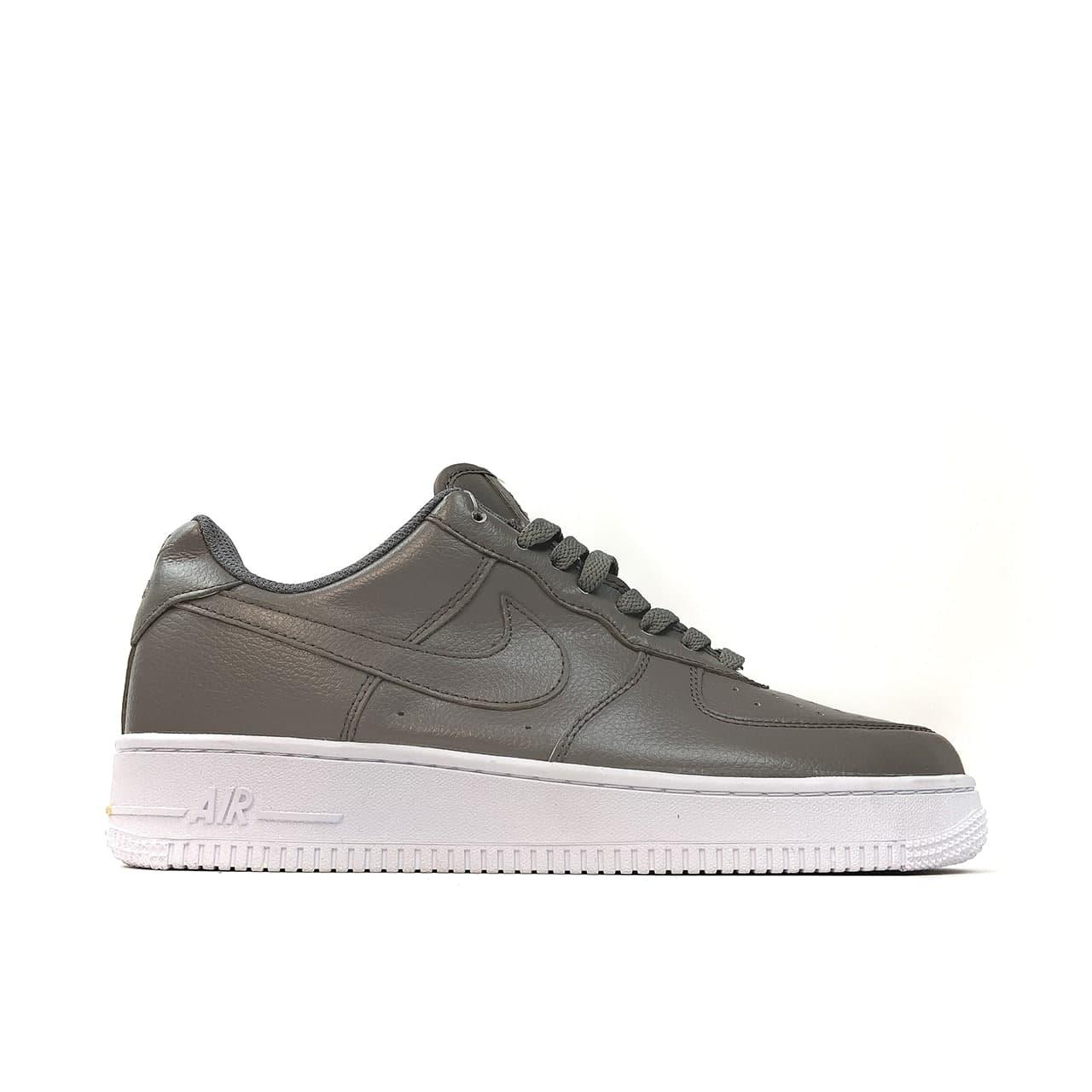 Кроссовки Nike Air Force 1 Low Grey мужские, серого цвета, Найк Аир Форс 41