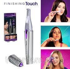 Жіночий трімер Finishing Touch Lumina A171 для видалення небажаного волосся на обличчі і тілі