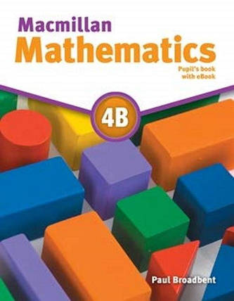 Macmillan Mathematics 4B Pupil's Book with eBook Pack, фото 2