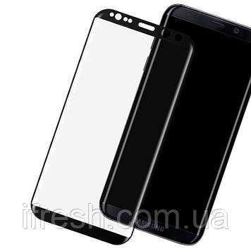 Защитное стекло Baseus для Samsung Galaxy S8 Full-Glass 0.3mm (SGSAS8-3D01)