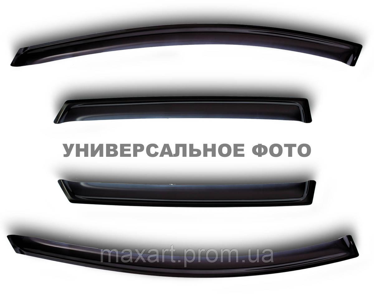 Дефлекторы окон (ветровики) Volkswagen JETTA,11-