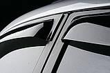 Дефлекторы окон (ветровики) Volvo XC60 2008-, фото 2