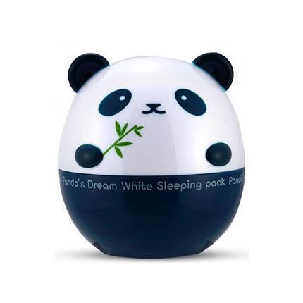 Отбеливающая ночная маска Tony Moly  Panda's Dream White Sleeping Pack, 50 мл, фото 2