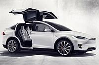 Tesla рассекретила новый Model X