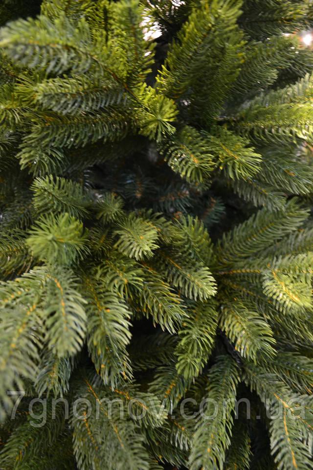 """Искусственная елка литая ПРЕМИУМ """"Россо-премиум"""" 1.2 - 2.7 м."""