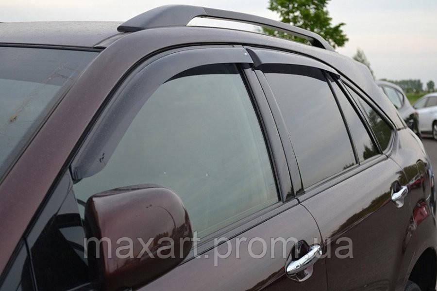 Дефлектора окон (ветровики) Лексус RХ II 2003-2009/Тойота Harier 2003
