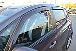 Дефлектора окон (ветровики) Nissan Teana (J31) 2003-2008, фото 3