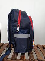 Рюкзак детский дошкольный для мальчика 3D Тачки  Маквин на 3-5 лет, фото 2