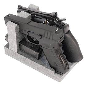Ложемент/Подставка для пистолетов GR2 на 2 пистолета и на 2 магазина