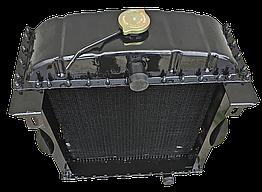45-1301006.Радиатор водяной ЮМЗ медный