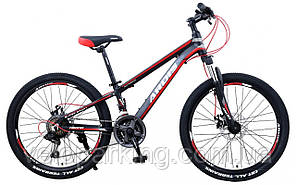 Гірський підлітковий велосипед 24 Alpina Ardis (2020) алюмінієвий