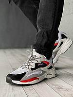 Чоловічі різнокольорові кросівки Fila