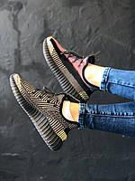 Мужские разноцветные кроссовки ADIDAS YEEZY