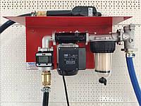 Лучший вариант комплектации для дизтоплива АЗС 220В 56л/мин с насосом PANTHER 56 PIUSI Италия