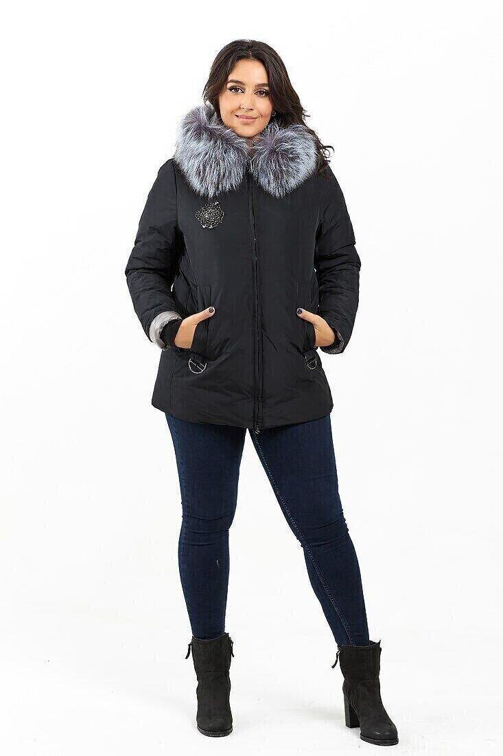 Куртка черный(54)