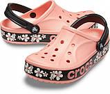 Кроксы женские Crocs Bayaband Clog дыня 36 р., фото 3